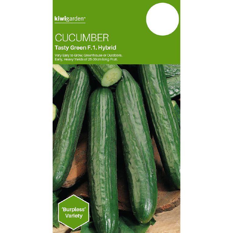 Kiwi Garden Cucumber Tasty Green, , hi-res