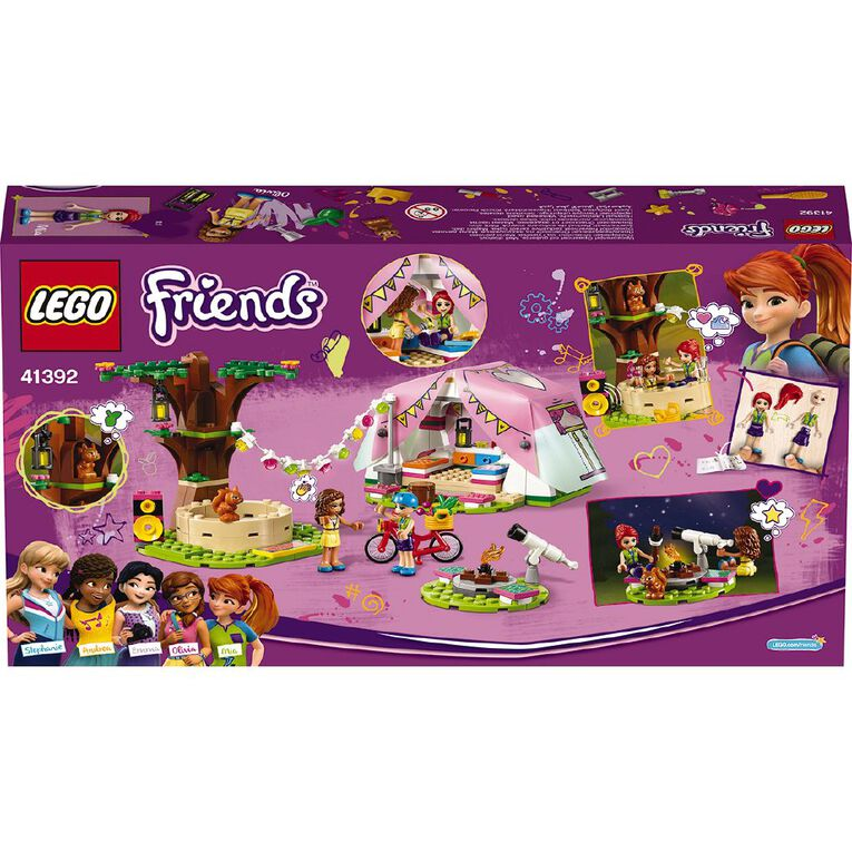 LEGO Friends Nature Glamping 41392, , hi-res