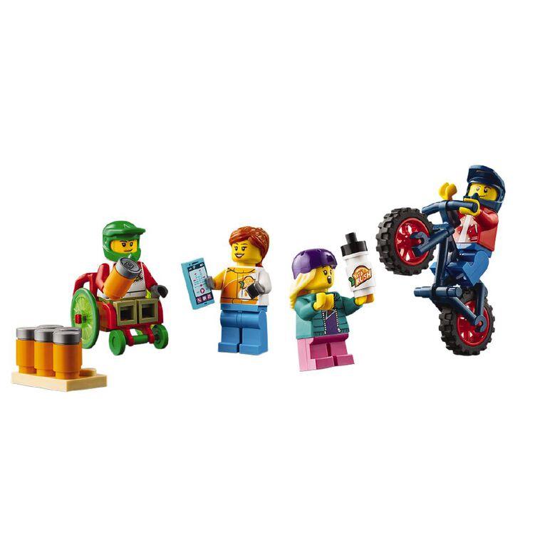 LEGO City Skate Park 60290, , hi-res