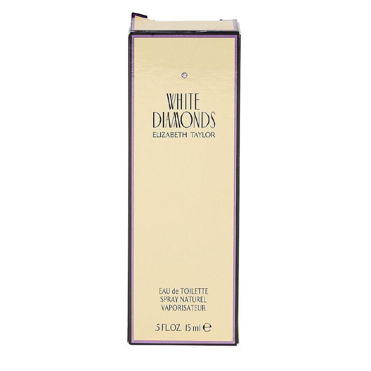 Elizabeth Taylor White Diamonds 15ml Wand, , hi-res