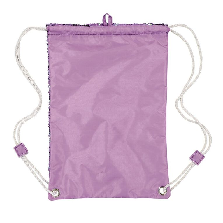 Young Original Girls' Sequin Bag, Purple, hi-res image number null