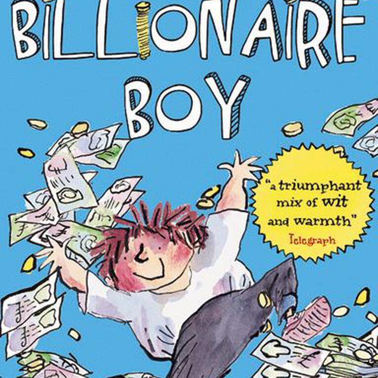 Billionaire Boy by David Walliams, , hi-res
