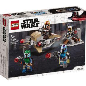 LEGO Star Wars Mandalorian Battle Pack 75267