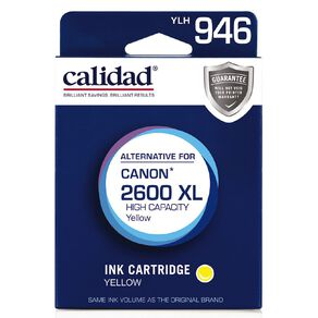Calidad Canon PGI-2600XL Yellow