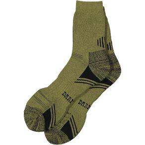 Darn Tough Men's Steelcap Boot Socks 2 Pack