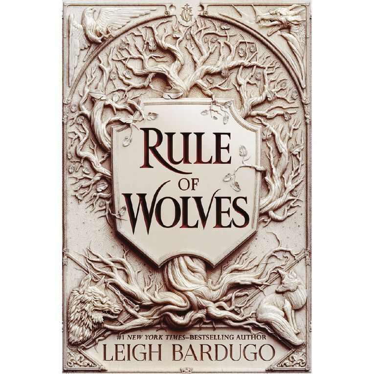 King of Scars #2 Rule of Wolves by Leigh Bardugo, , hi-res