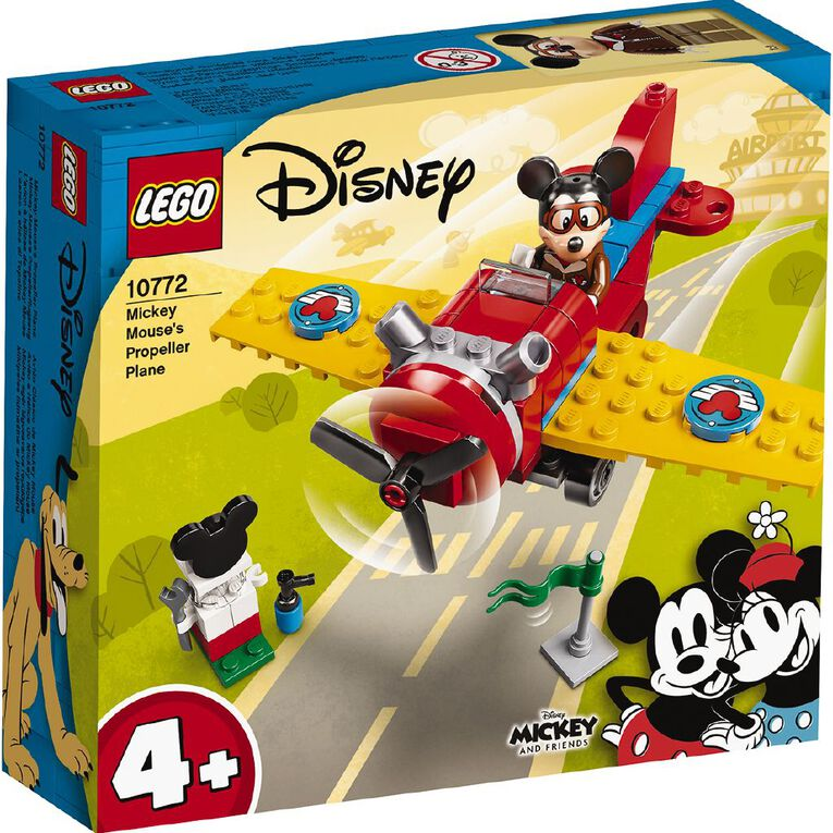 LEGO Mickey Mouse's Propeller Plane 10772, , hi-res