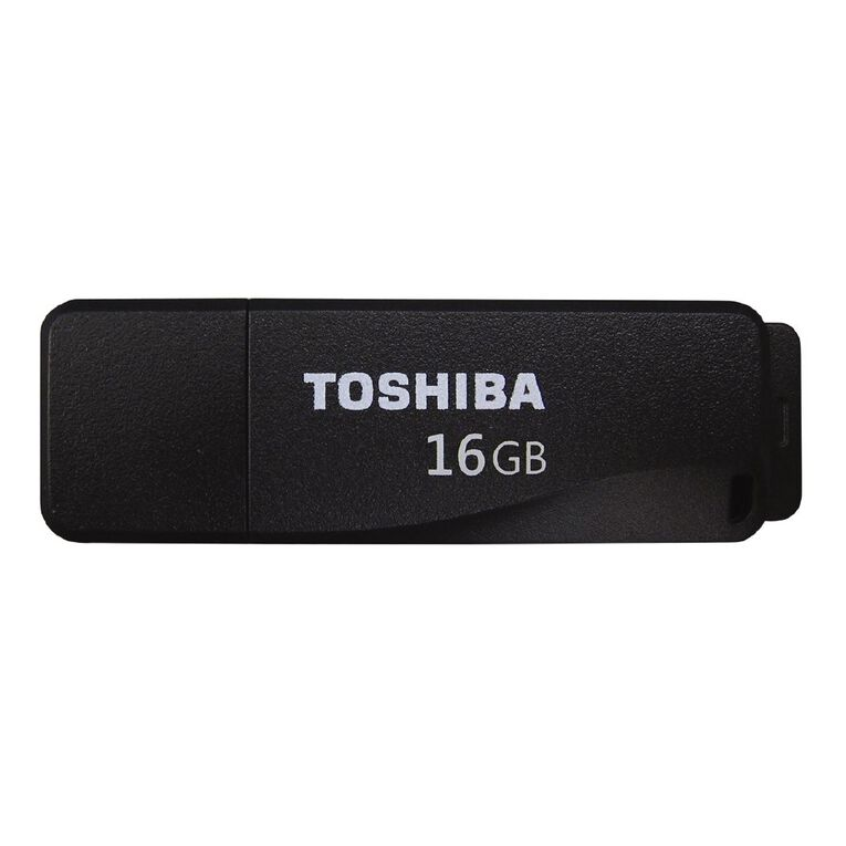 Toshiba LM05 16GB USB 2.0 Drive - Black, , hi-res image number null