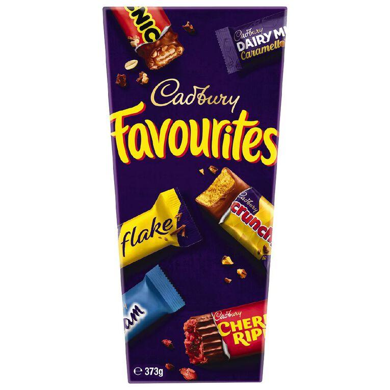 Cadbury Favourites 373g, , hi-res