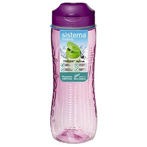 Sistema Tritan Active Bottle Assorted 800ml