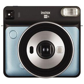 Fujifilm Instax SQ6 Instant Camera Aqua
