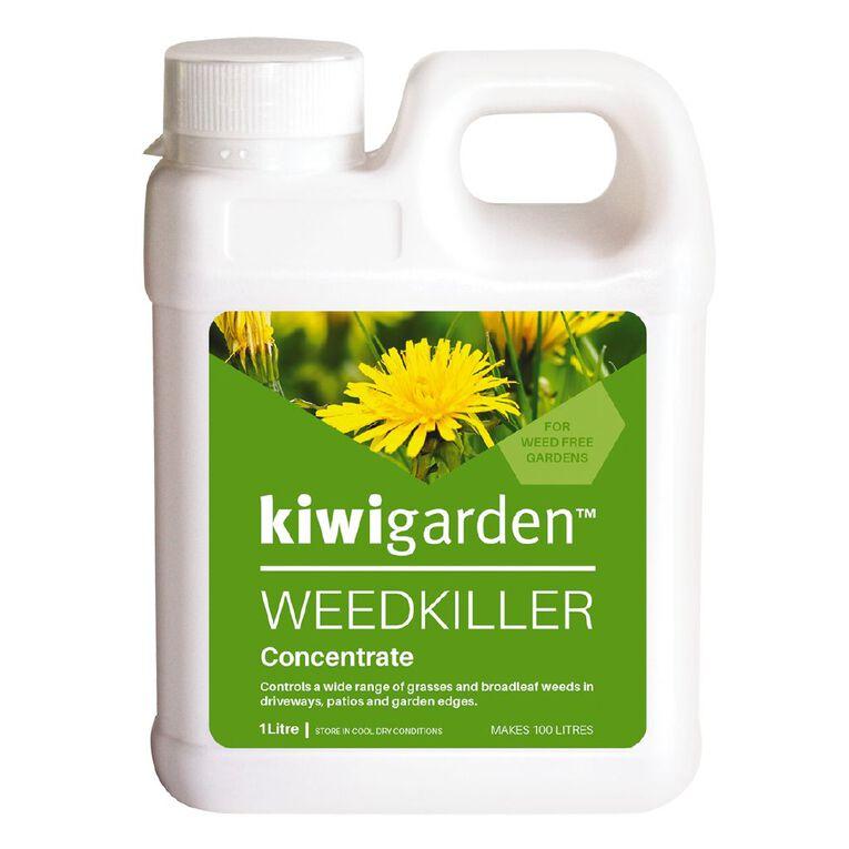 Kiwi Garden Weed Killer Concentrate 1L, , hi-res