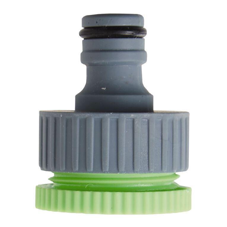 Kiwi Garden Universal Tap Adaptor Grey, , hi-res
