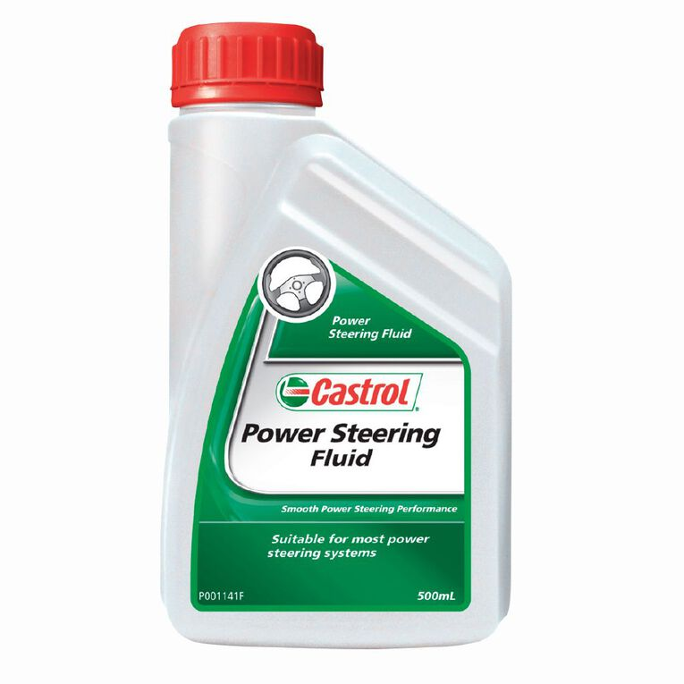 Castrol Power Steering Fluid 500ml, , hi-res