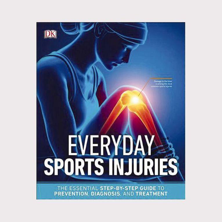 Everyday Sports Injuries, , hi-res