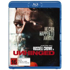 Unhinged (2020) BD 1Disc