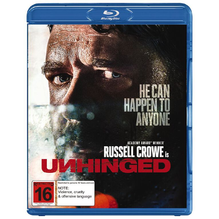 Unhinged (2020) BD 1Disc, , hi-res