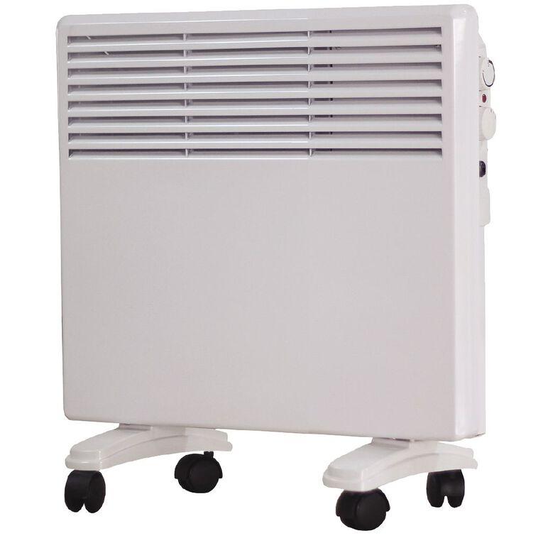 Living & Co Panel Heater 1000W, , hi-res