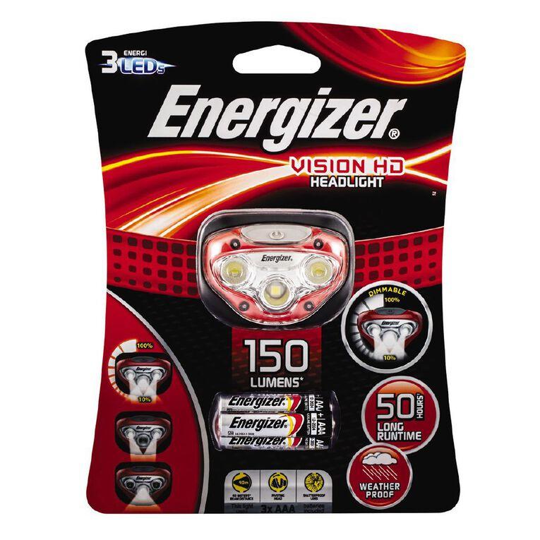 Energizer Vision HD Headlight, , hi-res