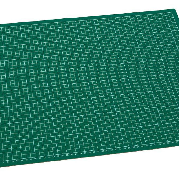 Uniti Cutting Mat 600 x 450 x 3mm A2, , hi-res