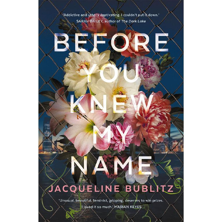 Before You Knew My Name by Jacqueline Bublitz, , hi-res