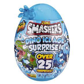 Zuru Smashers Dino Ice Age Series 3 Large Egg Assorted