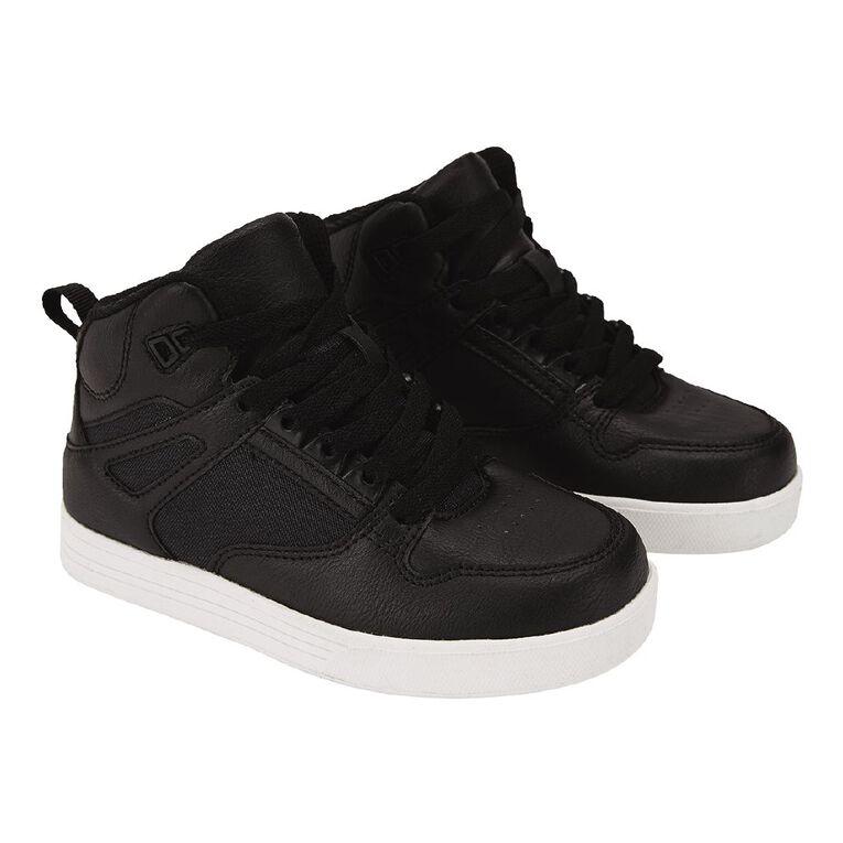 Young Original Kids' Cam Jnr Shoes, Black, hi-res