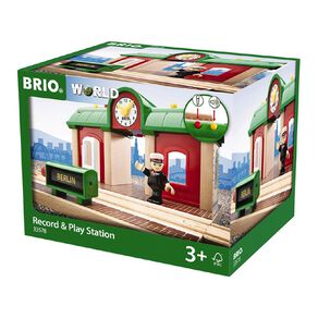 Brio Record and Play Station 2 Pieces