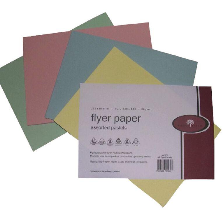 Direct Paper Flyer Paper 80Gsm 200 Pack Pastels, , hi-res