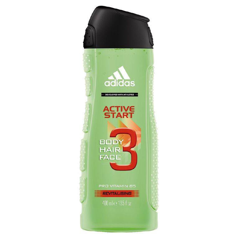 Adidas Shower Gel Active Start 400ml, , hi-res