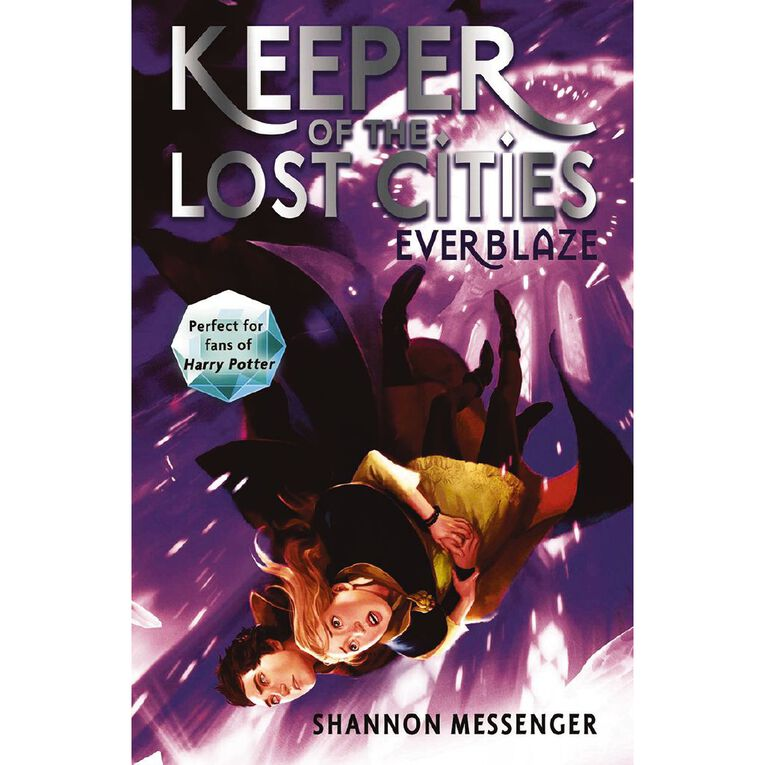 Keeper of the Lost Cities #3 Everblaze by Shannon Messenger, , hi-res