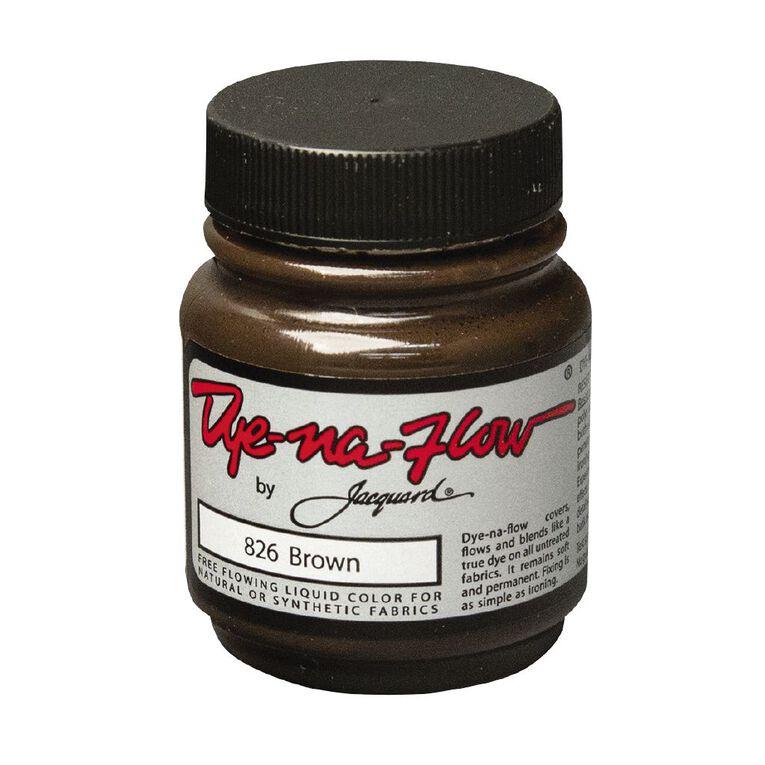 Jacquard Dye-Na-Flow 66.54ml Brown, , hi-res
