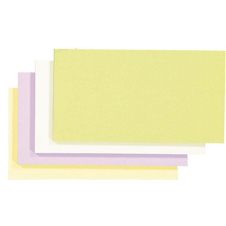 WS Jotta Pad Shopper 78x145mm 4Pk 60 Sheets, , hi-res
