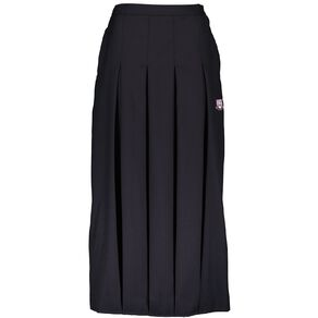 Schooltex One Tree Hill Long Pleated Skirt with Embroidery
