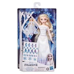 Disney Frozen 2 Design a Dress Doll