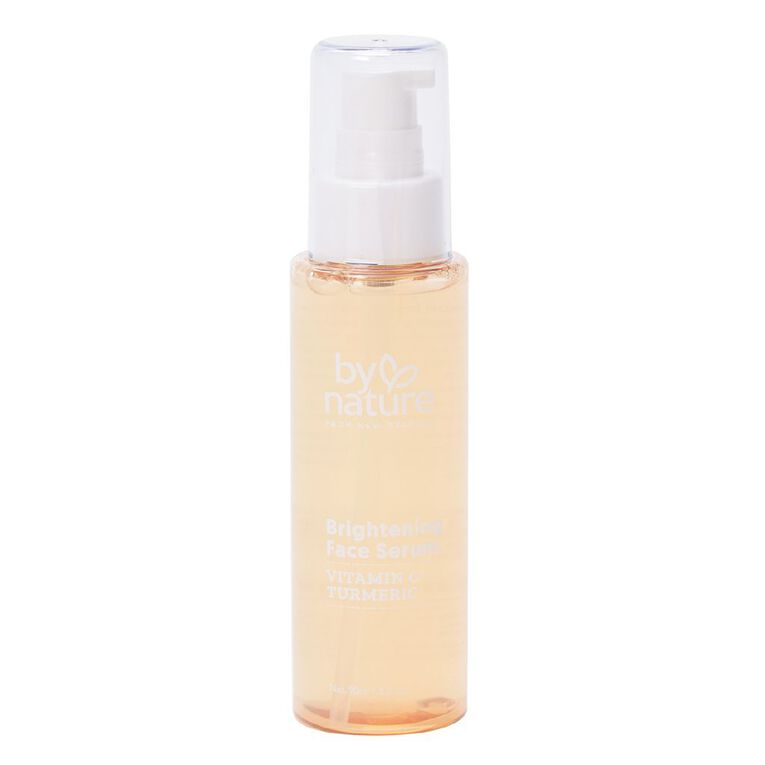 By Nature Brightening Face Serum 90ml, , hi-res