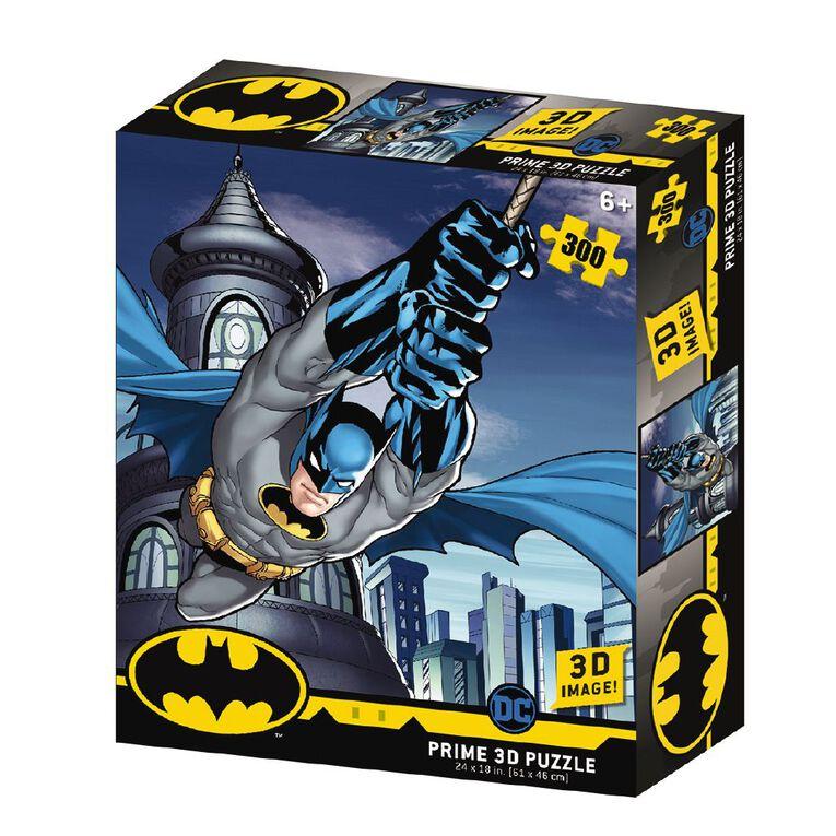 Prime 3D 300pc Puzzle DC Comic Assorted, , hi-res