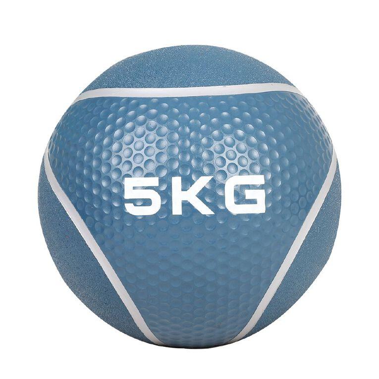 Active Intent Fitness Medicine Ball 5kg, , hi-res