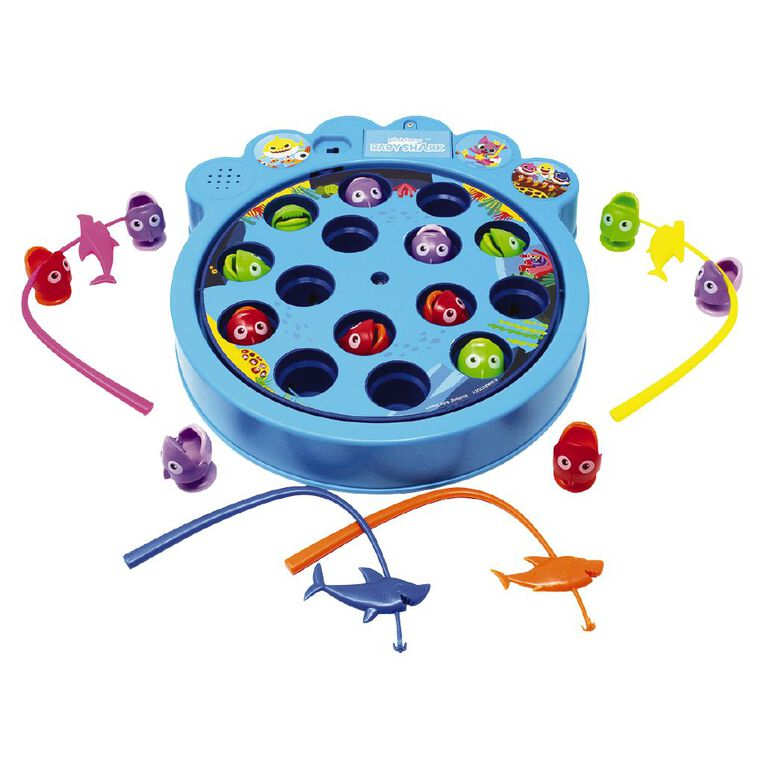 Baby Shark Fishing Game, , hi-res