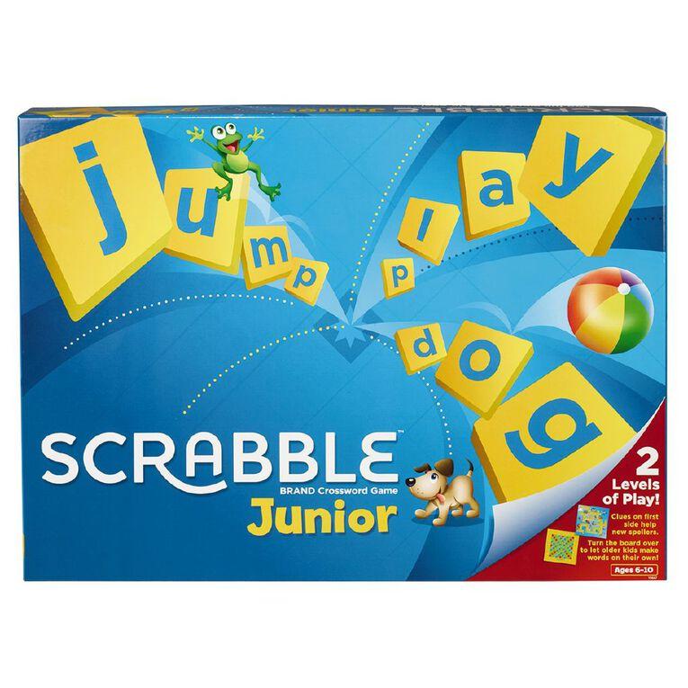 Scrabble Junior Board Game, , hi-res