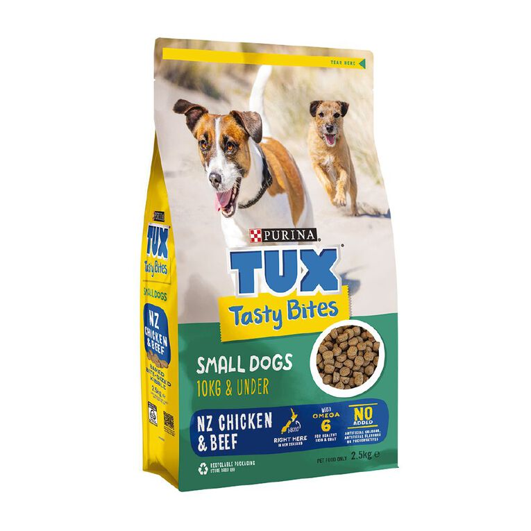 TUX Tasty Bites Small Dog 2.5kg, , hi-res