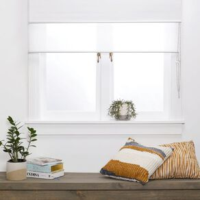 Homeworks Union Duo Double Roller Blind White