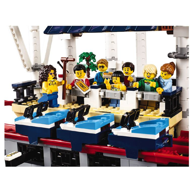 LEGO Creator Expert Roller Coaster 10261, , hi-res