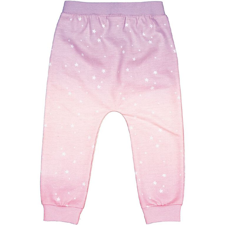 Young Original Toddler Slouch Trackpants, Pink Light, hi-res