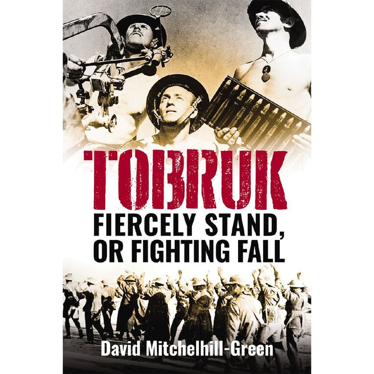 Tobruk by David Mitchelhill-Green, , hi-res