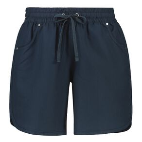 H&H Knee Length Elastic Waist Boardshorts