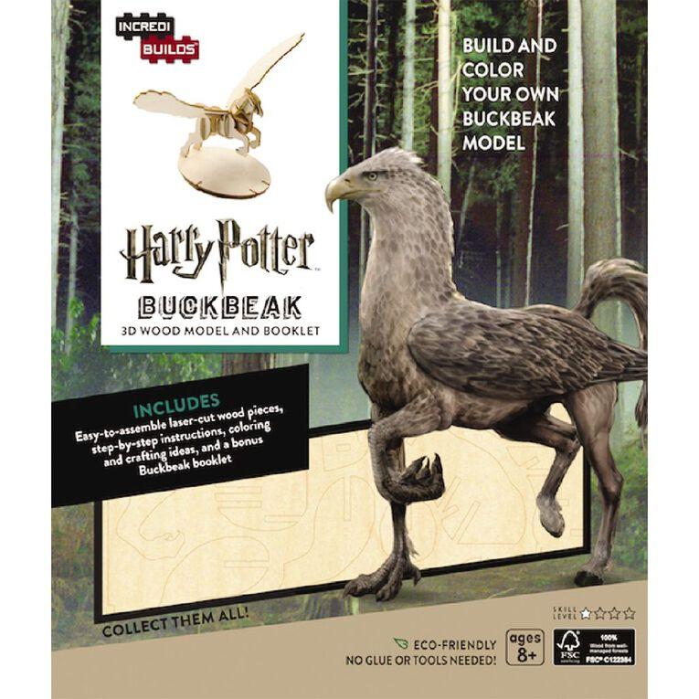 Harry Potter Incredibuilds Buckbeak 3D Wooden Model, , hi-res