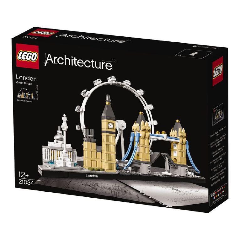 LEGO Architecture London 21034, , hi-res