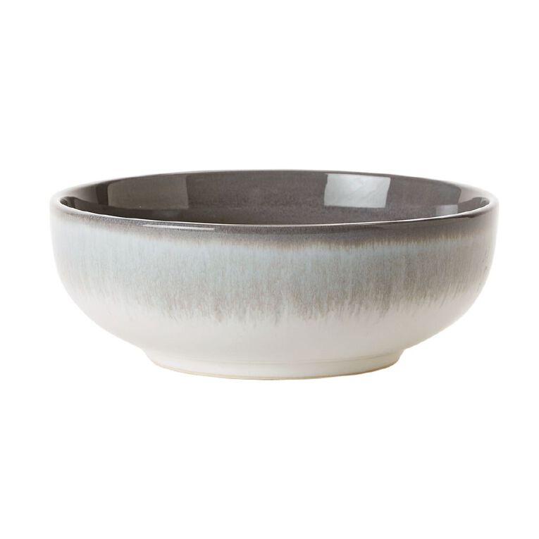 Living & Co Kina Bowl Charcoal, , hi-res
