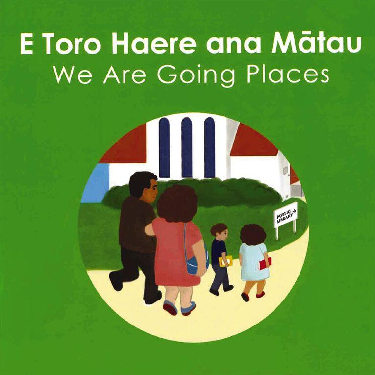 E Toro Haere Ana Matau (We are Going Places) by Katie Kool, , hi-res
